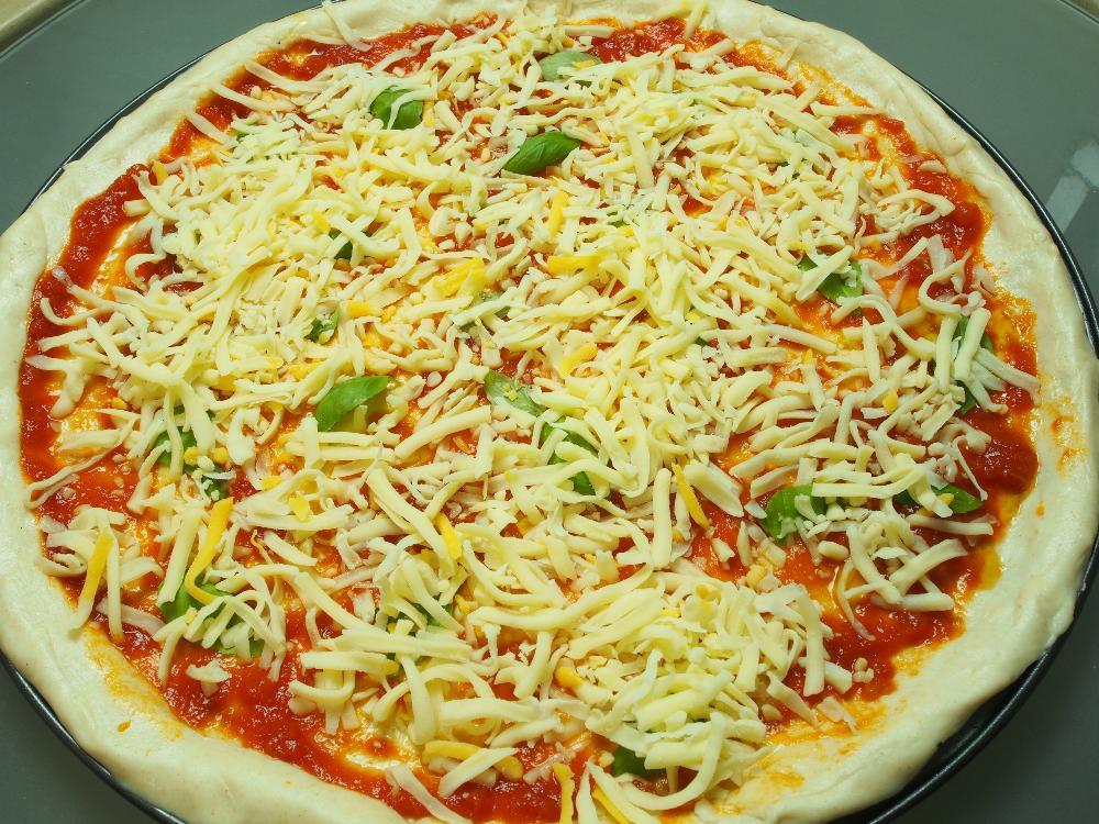 """Pizza """"a la gallega""""  - Paso 3"""