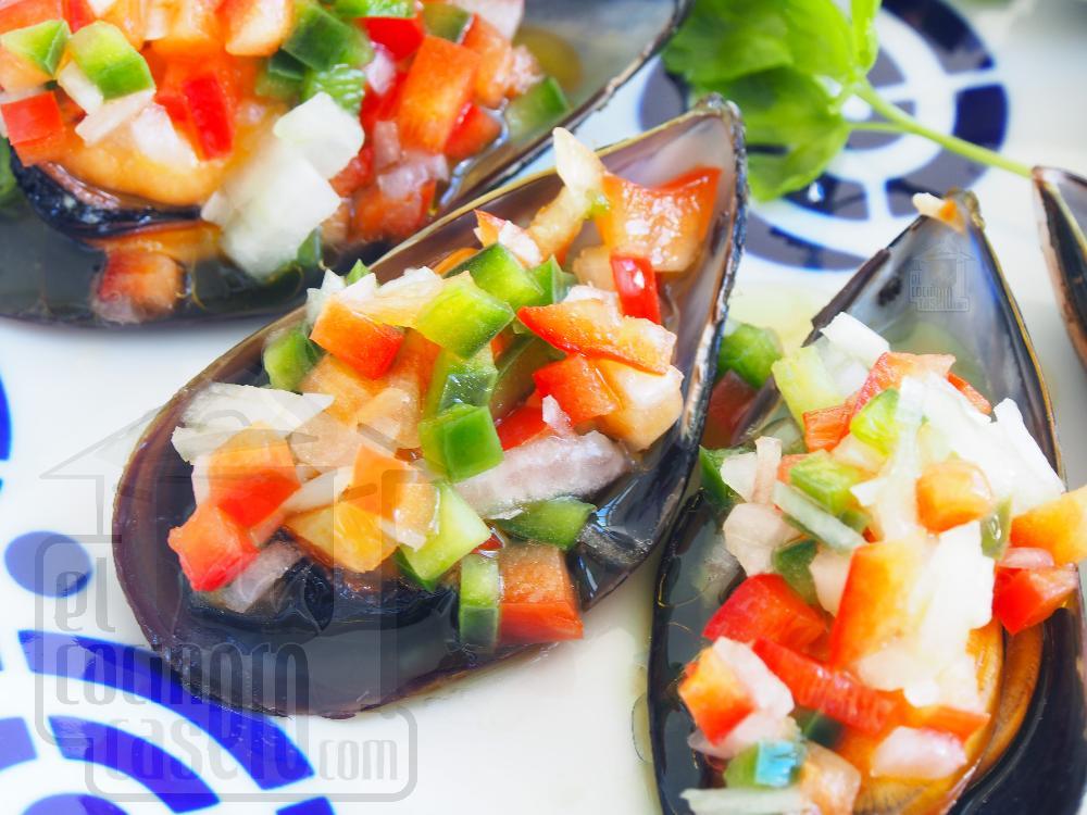 Salsa vinagreta - Paso 4