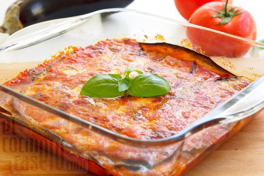 Berenjenas a la parmesana - Paso 9