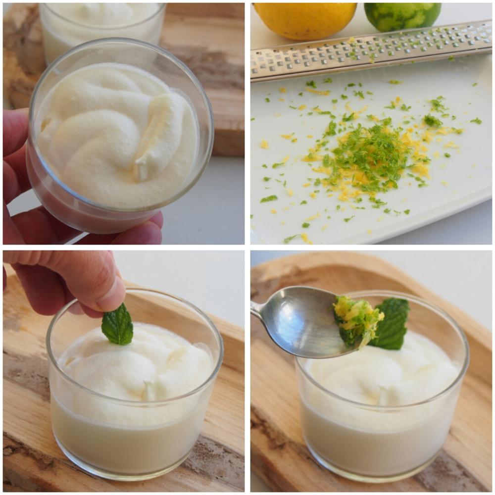 Mousse de limón - Paso 8