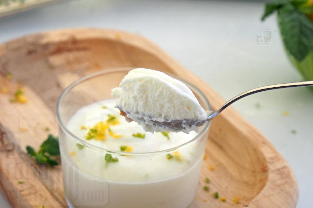 Mousse de limón - Paso 9