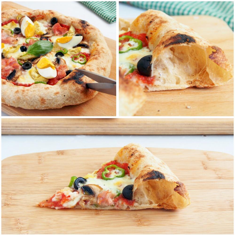 Pizza Caprichosa - Paso 6