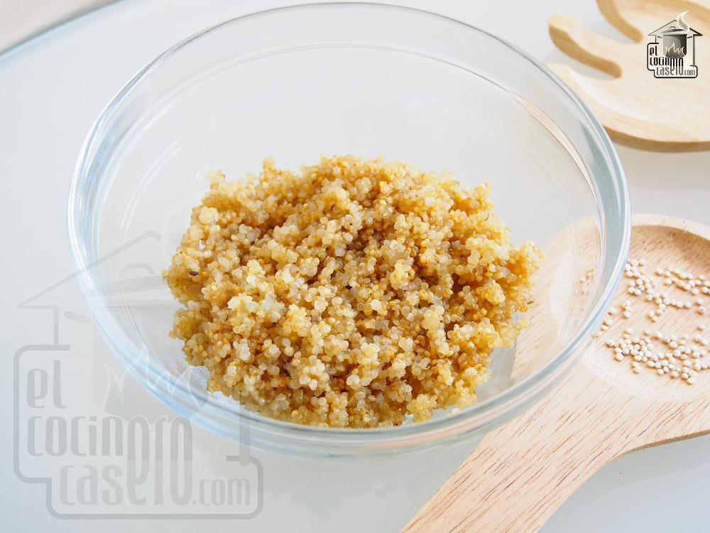 Quinoa Cocinar | Como Cocinar Quinoa El Cocinero Casero Basicos Y Algo Mas