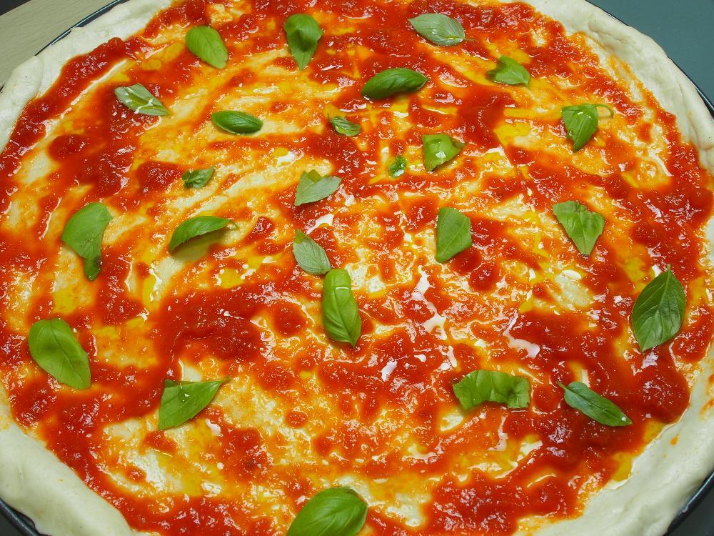 """Pizza """"a la gallega""""  - Paso 2"""