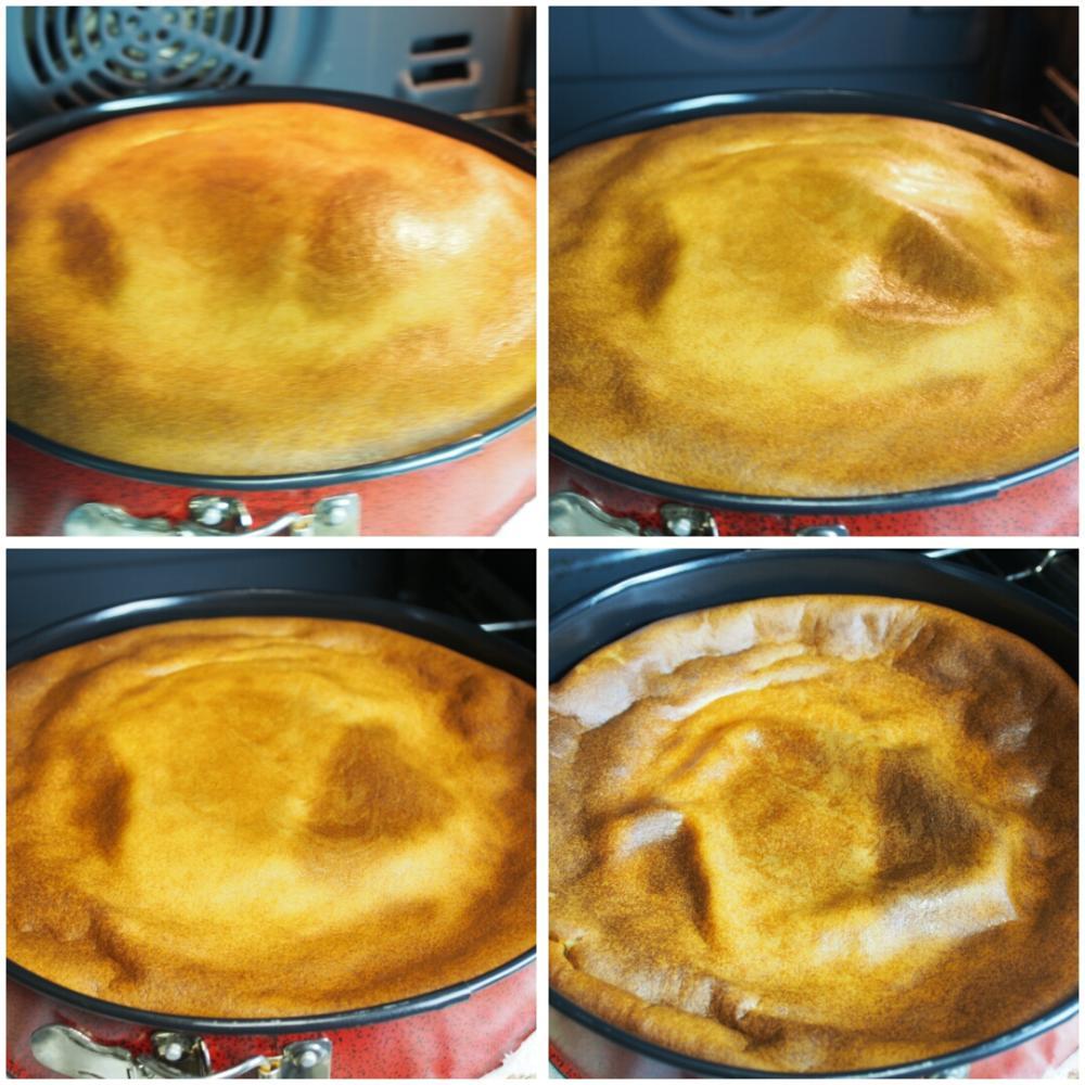 Tarta de queso al horno - Paso 5