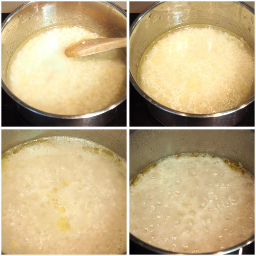 Cómo hacer arroz blanco perfecto - Paso 3