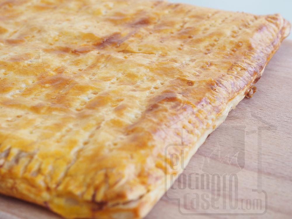 Empanada de jamón y queso - Paso 5