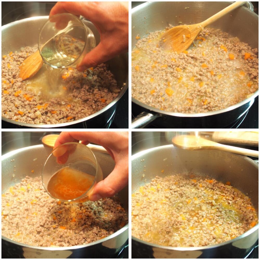 Cómo hacer salsa boloñesa - Paso 3
