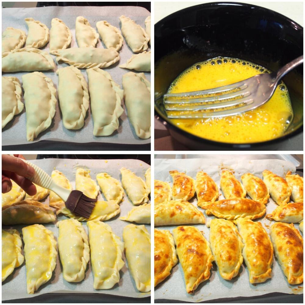 Empanadas criollas - Paso 7