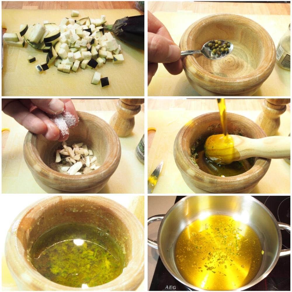 Arroz caldoso de verduras - Paso 1