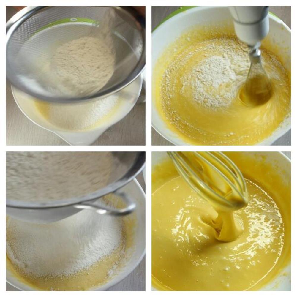 Muffins con pepitas de chocolate - Paso 4