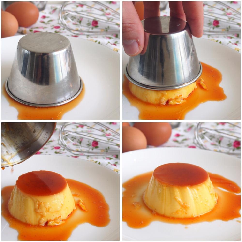 Cómo hacer flan casero al baño maria - Paso 5