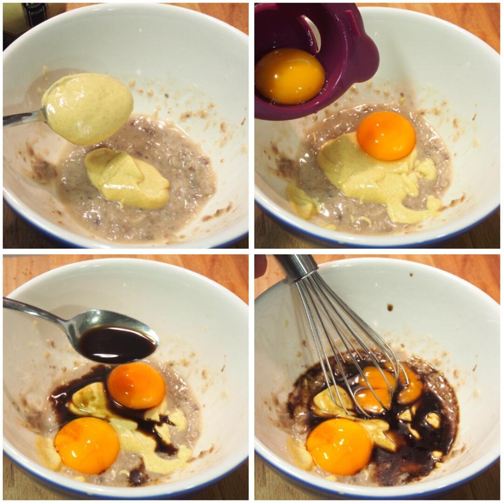Salsa para ensalada césar - Paso 3