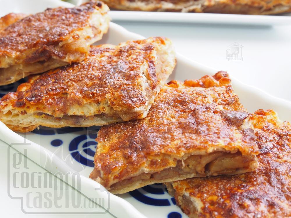 Empanada de manzana - Paso 5