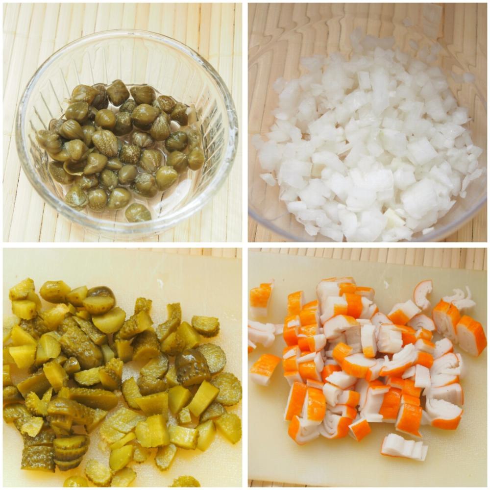 Pimientos del piquillo rellenos de arroz - Paso 2