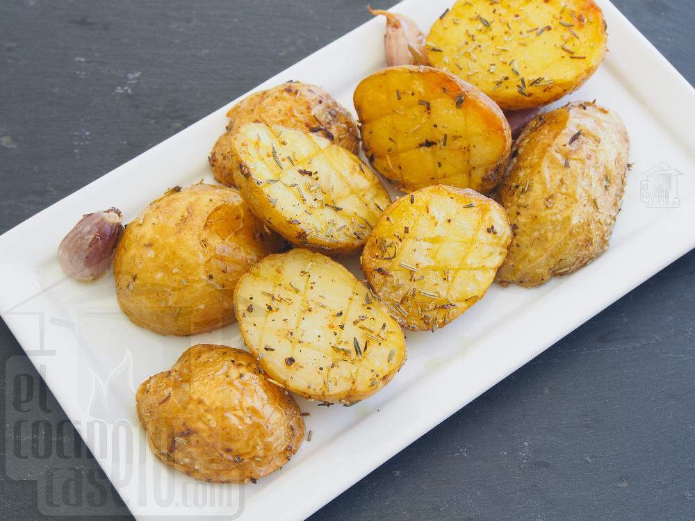 Patatas asadas al horno - Paso 4