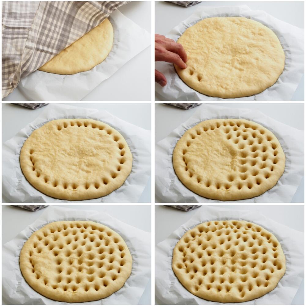 Torta de nata casera - Paso 6