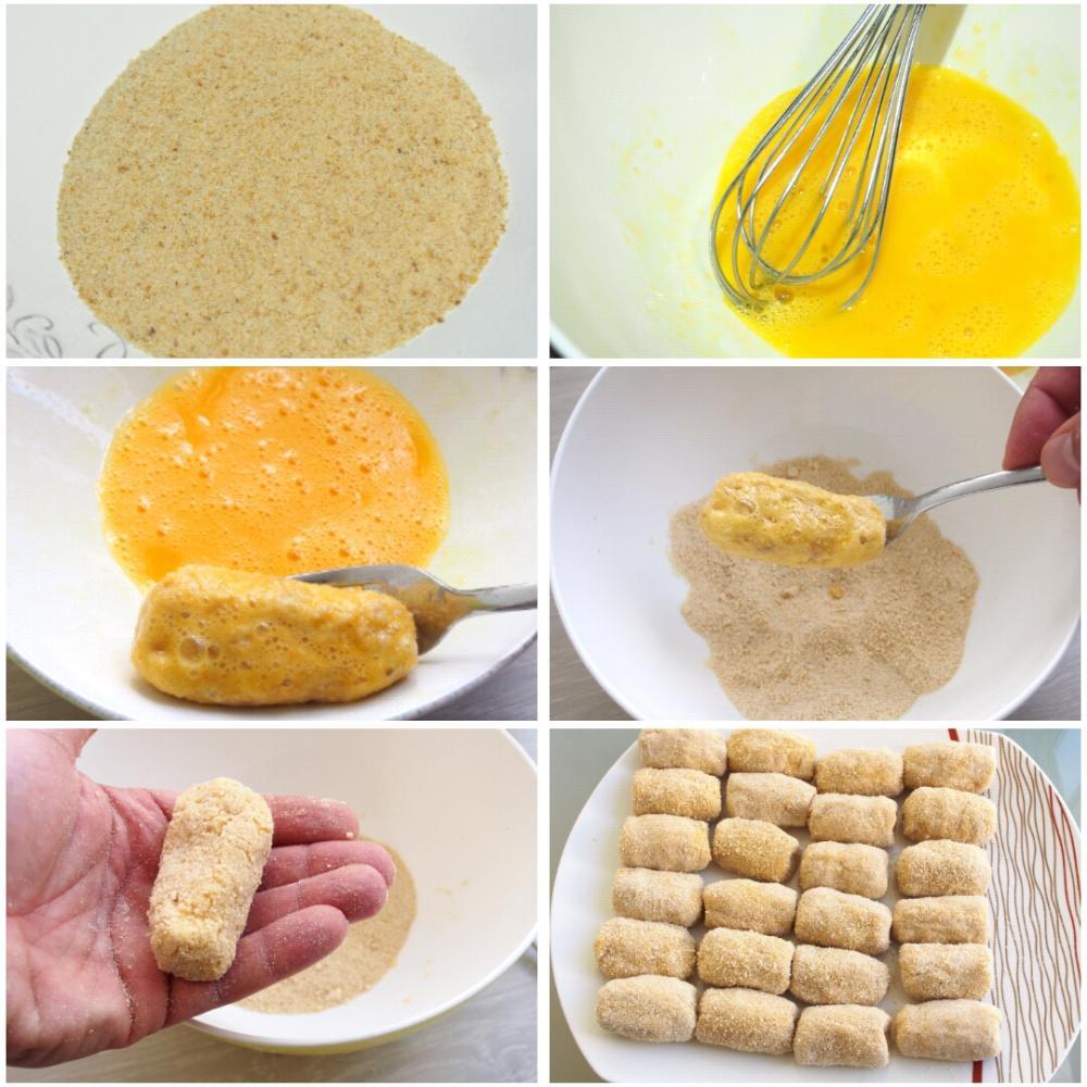 Croquetas de cocido - Paso 5