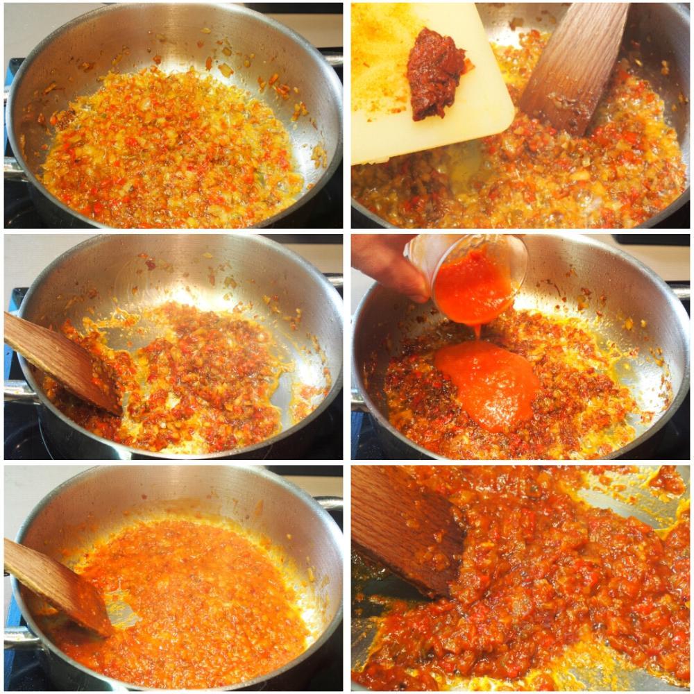 Cómo hacer arroz con bogavante fácil - Paso 7