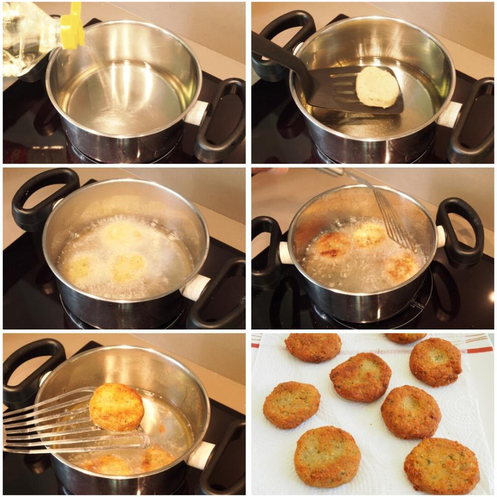 Cómo hacer Faláfel de garbanzos - Paso 5