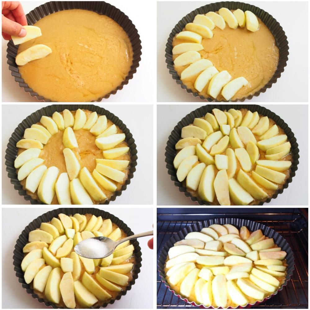 Tarta Tatin de manzana - Paso 5