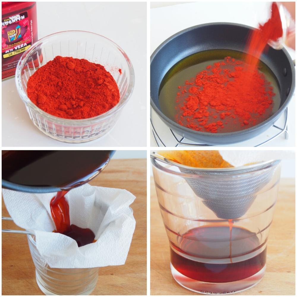 Pulpo a la plancha con cachelos y aceite de pimentón - Paso 3