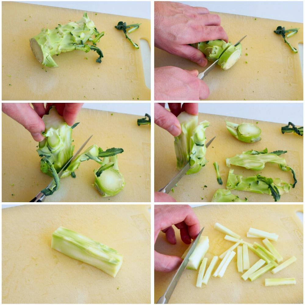 Cómo cocinar brócoli  - Paso 2