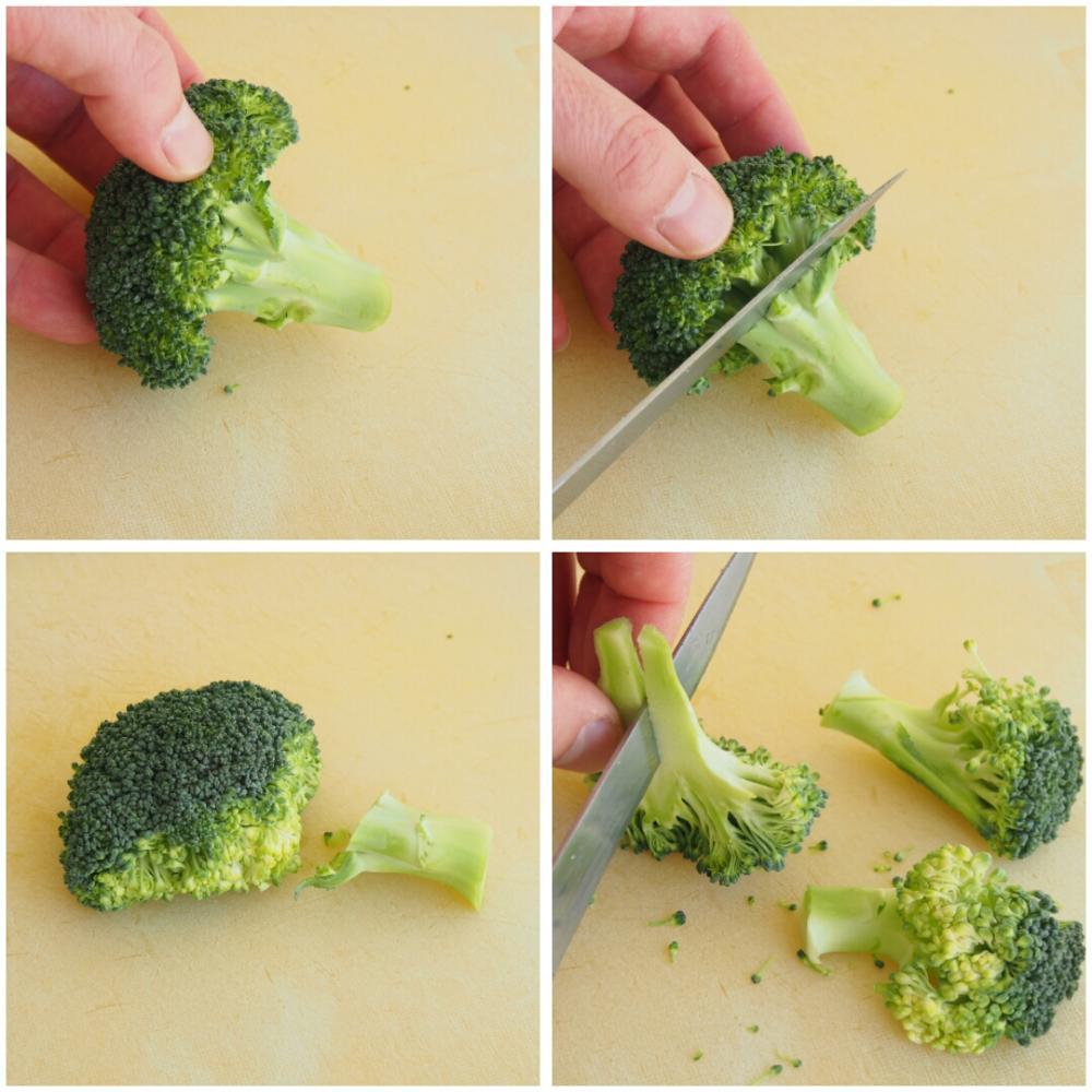 Cómo cocinar brócoli  - Paso 3
