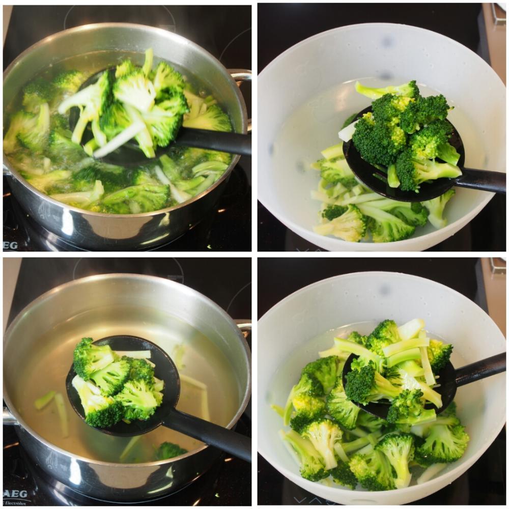Cómo cocinar brócoli  - Paso 6