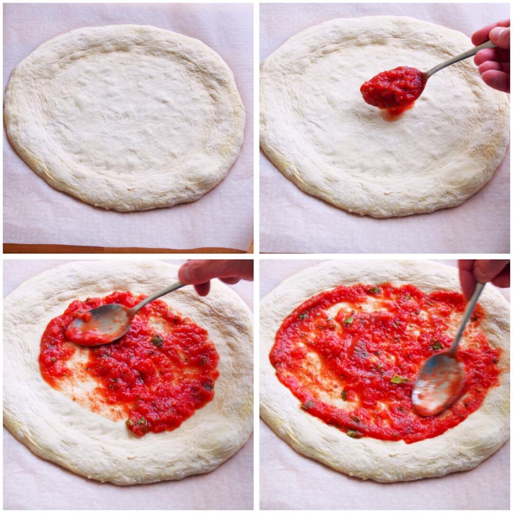 Salsa de tomate para pizza - Paso 3